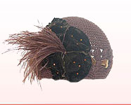 Feather Fun Hat
